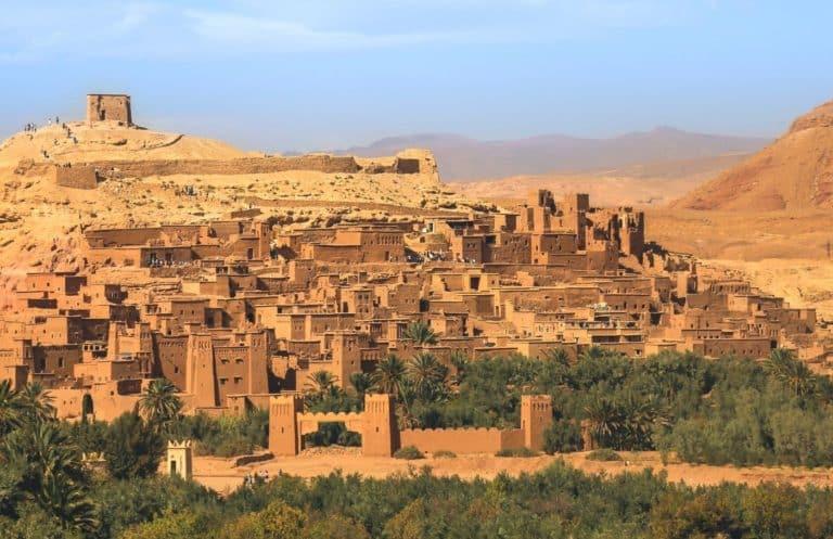 Ait Benhaddou Morocco