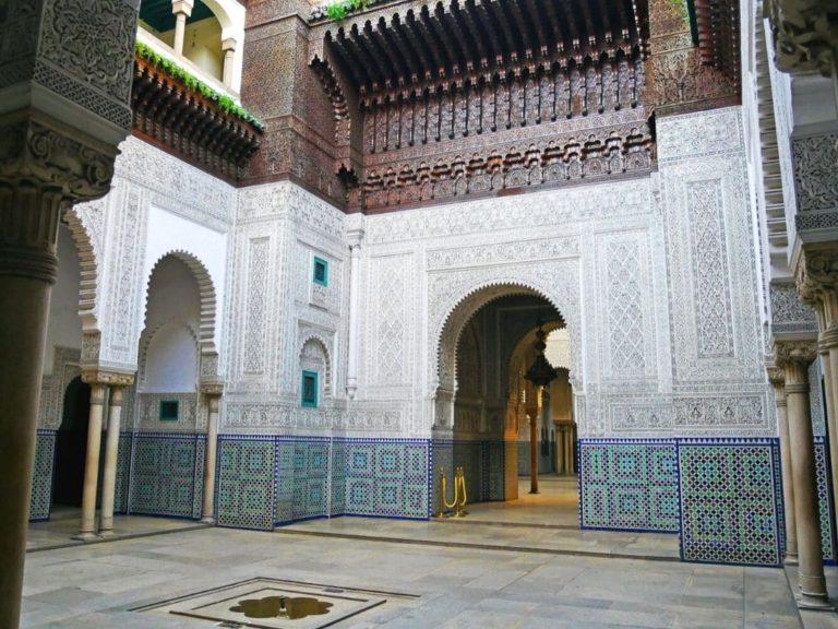 Mahkama du Pasha Palace in Casablanca