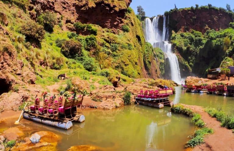 Ouzoud Morocco