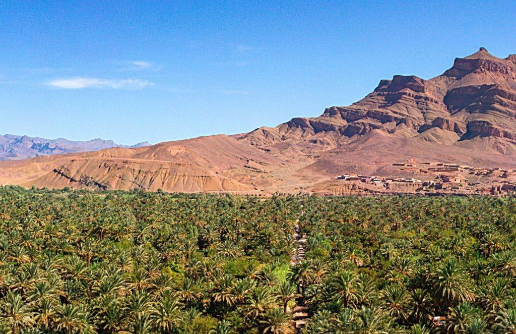 Agdz Morocco