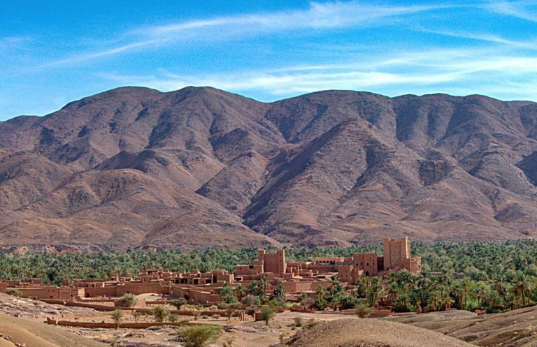 Draa Valley Morocco