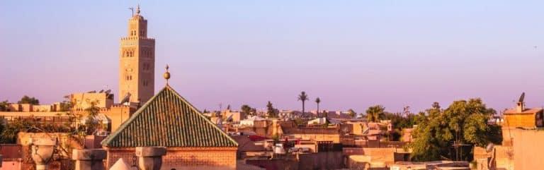 Marrakech Medina guided tour