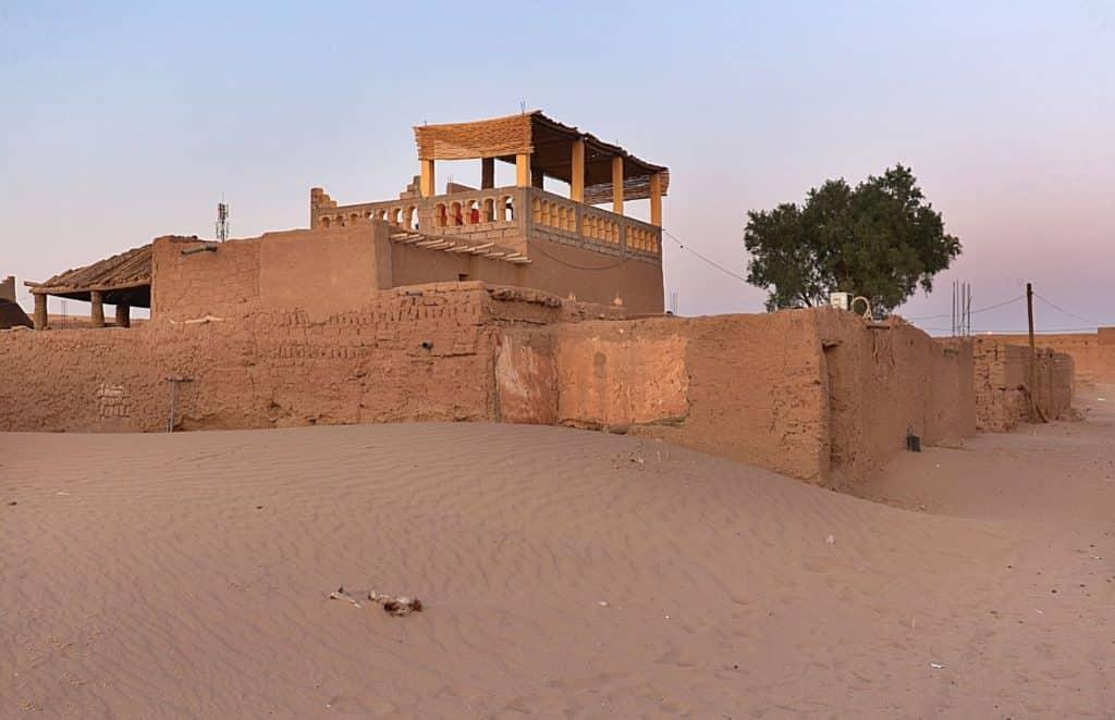 Mhamid Morocco